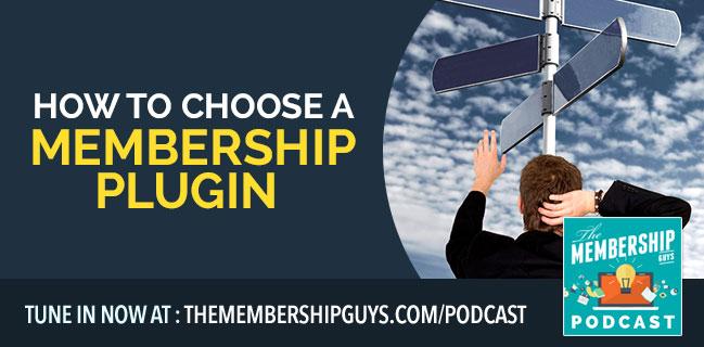 Which Membership Plugin?