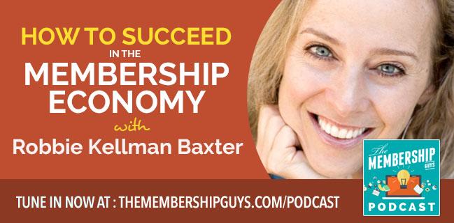 Membership Economy - Robbie Kellman Baxter