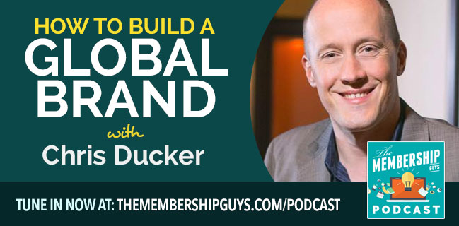 Chris Ducker Global Brand