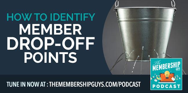 Member drop-off points