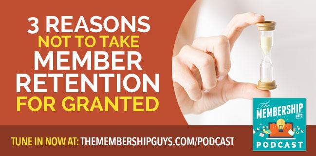 Membership retention