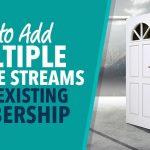Membership revenue streams