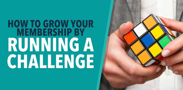 Running an online challenge