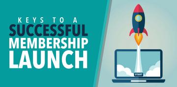 membership launch strategy
