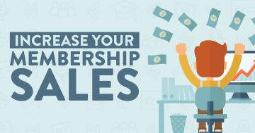 Increasing Membership Sales