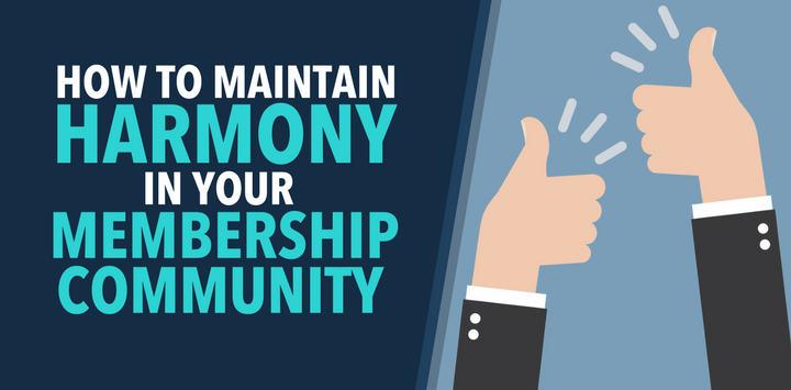 Membership Community Management