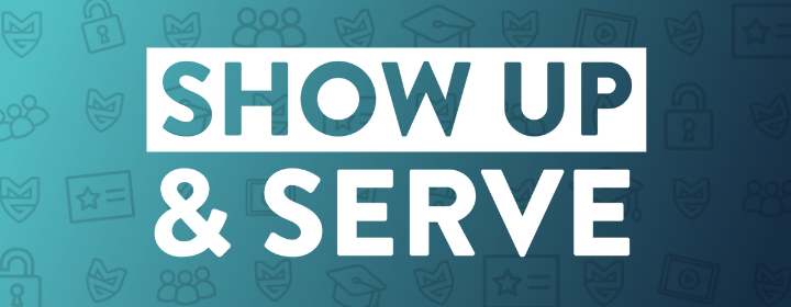 Membership Guys - Show Up and Serve